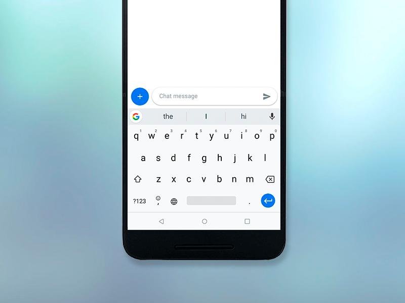 Así es la nueva mejor función del Teclado de Google: compartir capturas de pantalla es mucho más fácil