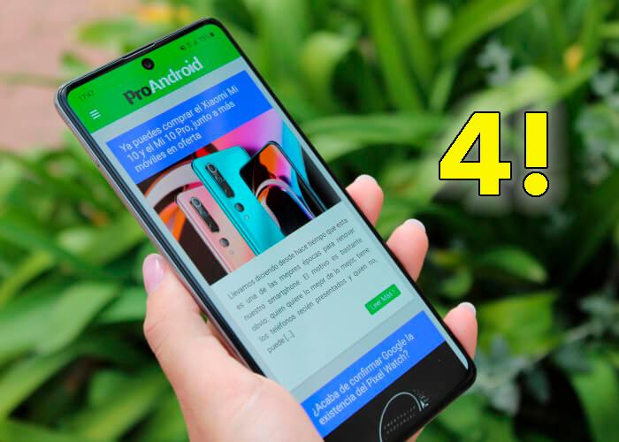 4 tonterías muy útiles que no todo el mundo sabe hacer con su móvil Android