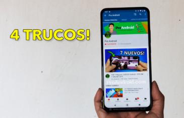 4 Trucos de YouTube para Android que deberías conocer ahora mismo