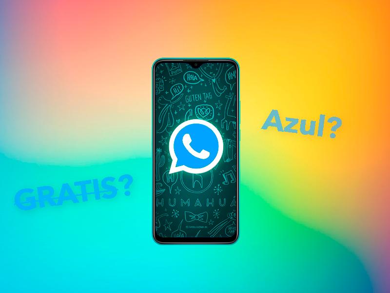 ¿Será WhatsApp de pago y empezará a cobrar por cada mensajes? ¿Se volverá azul?