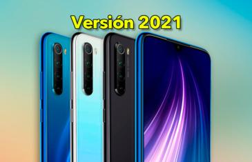 Xiaomi está trabajando en un Xiaomi Redmi Note 8 2021: así será