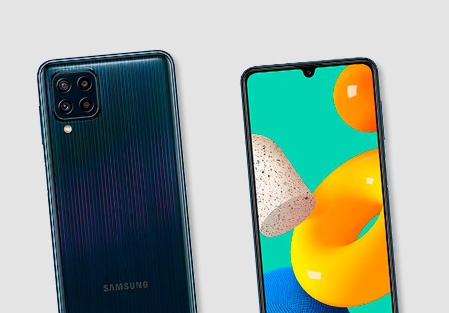 Samsung Galaxy M32: batería gigante, gran pantalla y 90 Hz