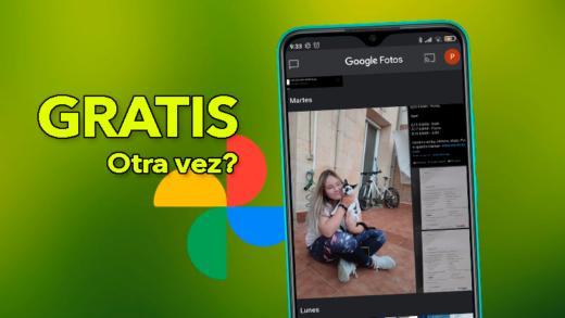 La curiosa forma de tener Google Fotos Gratis e Ilimitado en cualquier Android