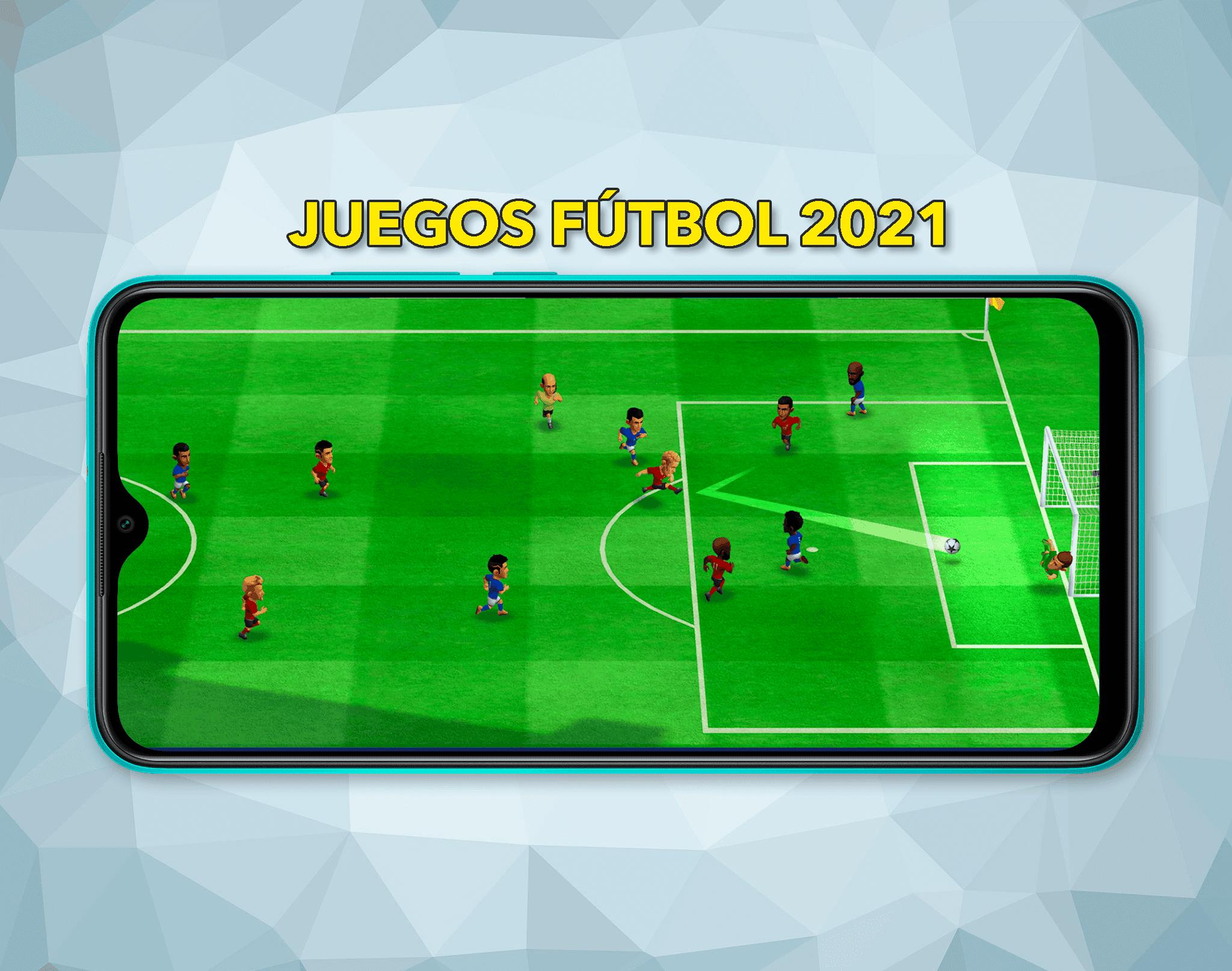 Estos 10 Juegos de Fútbol para móvil son los mejores: descárgalos sí o sí