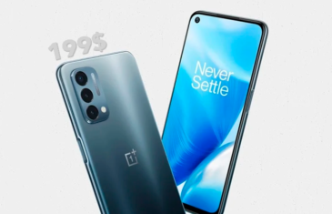 Nuevo OnePlus de 199$: así es el OnePlus Nord N200 5G más barato