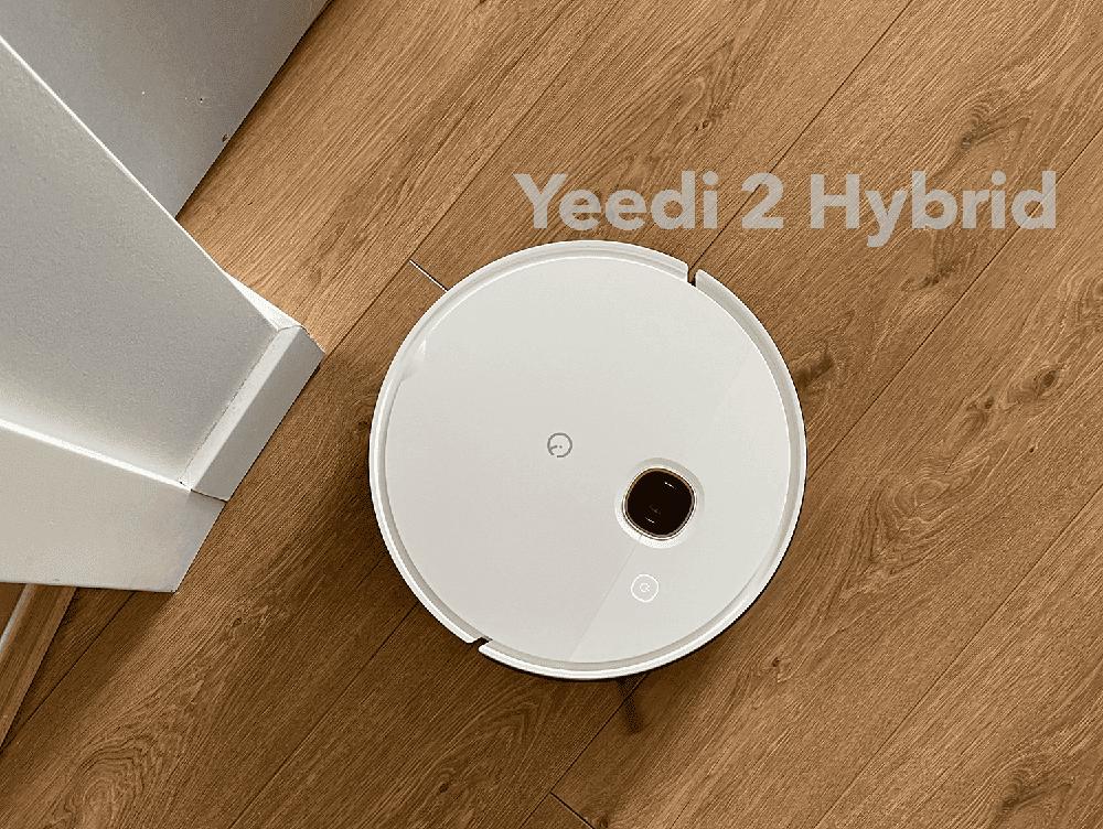 Análisis del Robot Aspirador Yeedi 2 Hybrid, ¿el mejor en su rango de precio?