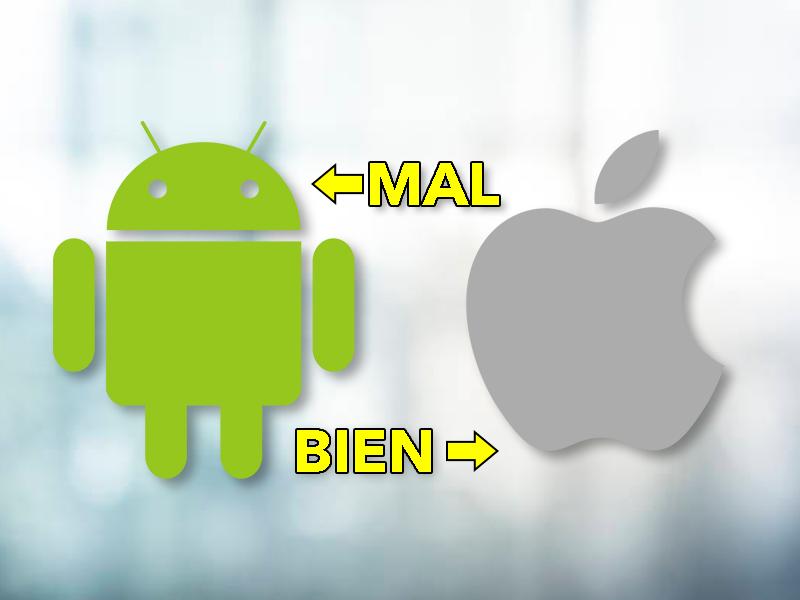 Android vs IOS, el CEO de Apple destroza a Android hablando de su seguridad