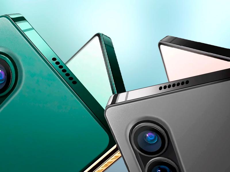 Este móvil Samsung sería una copia descarada del iPhone 12 Pro
