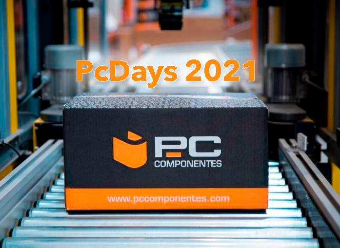 PcDays, el Black Friday veraniego de PcComponentes llega con las mejores ofertas en tecnología
