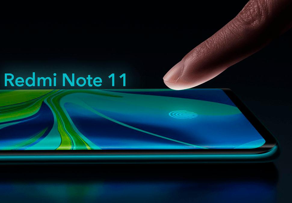 Primer detalle de los Xiaomi Redmi Note 11 que debes conocer