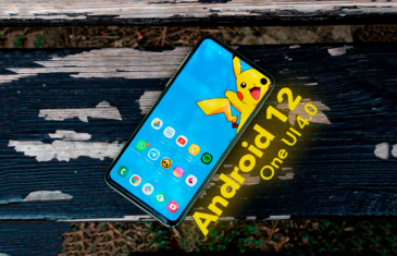 Así se verá Android 12 en tu Samsung: capturas filtradas
