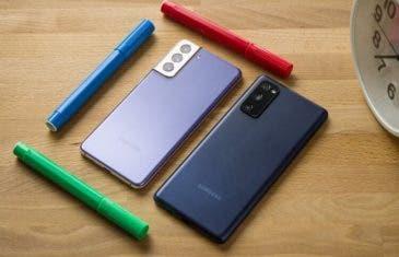 Todo lo que sabemos sobre el Samsung Galaxy S21 FE, ¿el nuevo mejor gama alta?