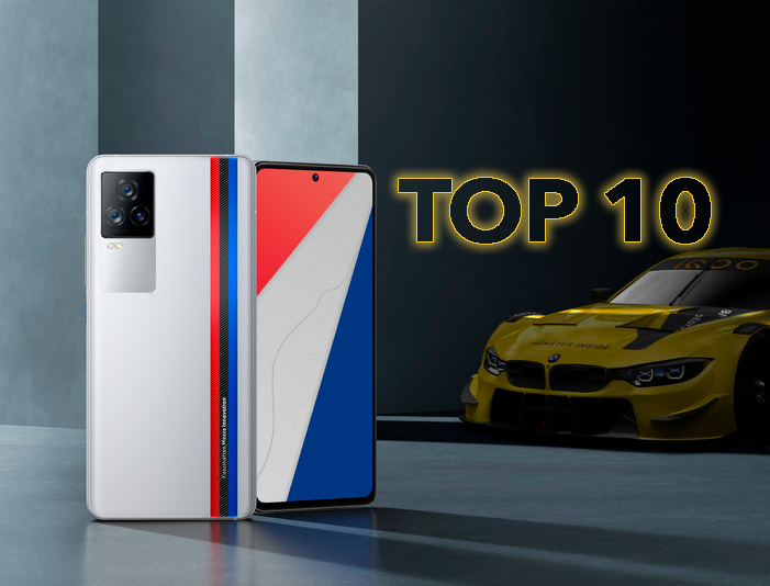 Estos son los 10 Móviles más potentes del mundo según AnTuTu