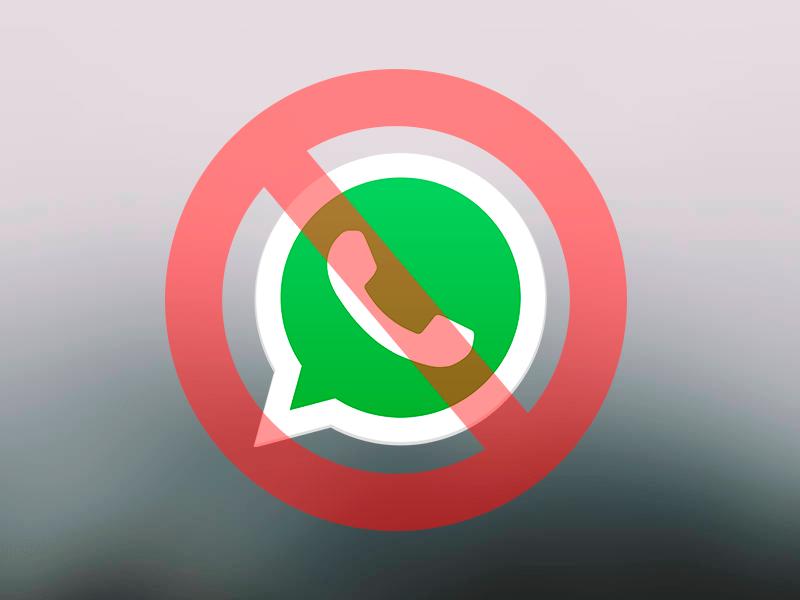 WhatsApp podría cerrar tu cuenta por compartir este tipo de contenido