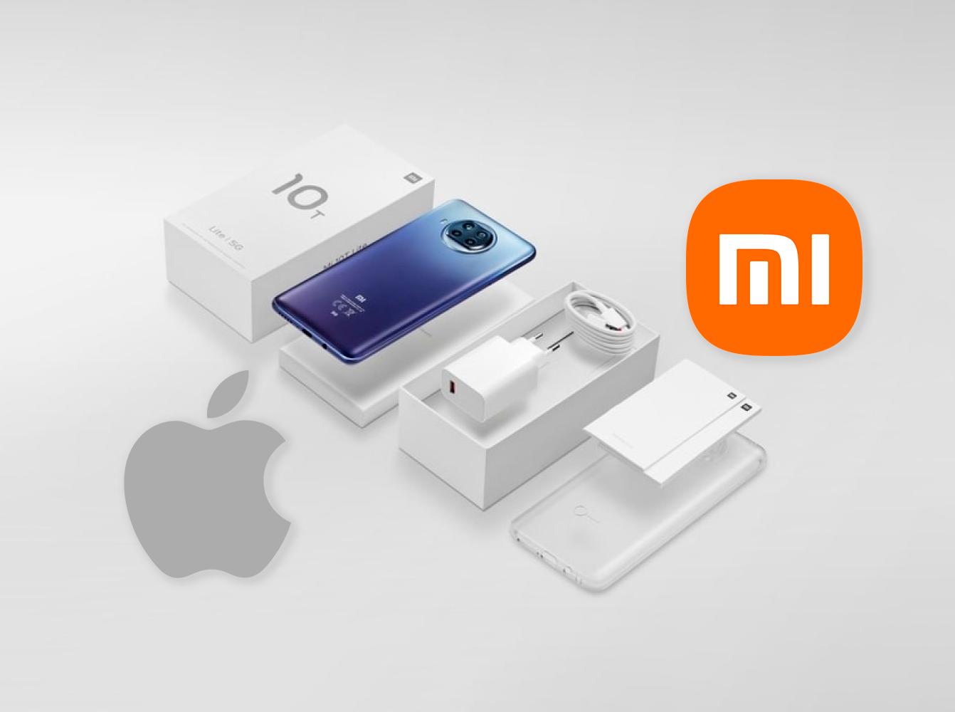 Xiaomi destroza a Apple: los móviles Xiaomi superan a los iPhone en todo el mundo