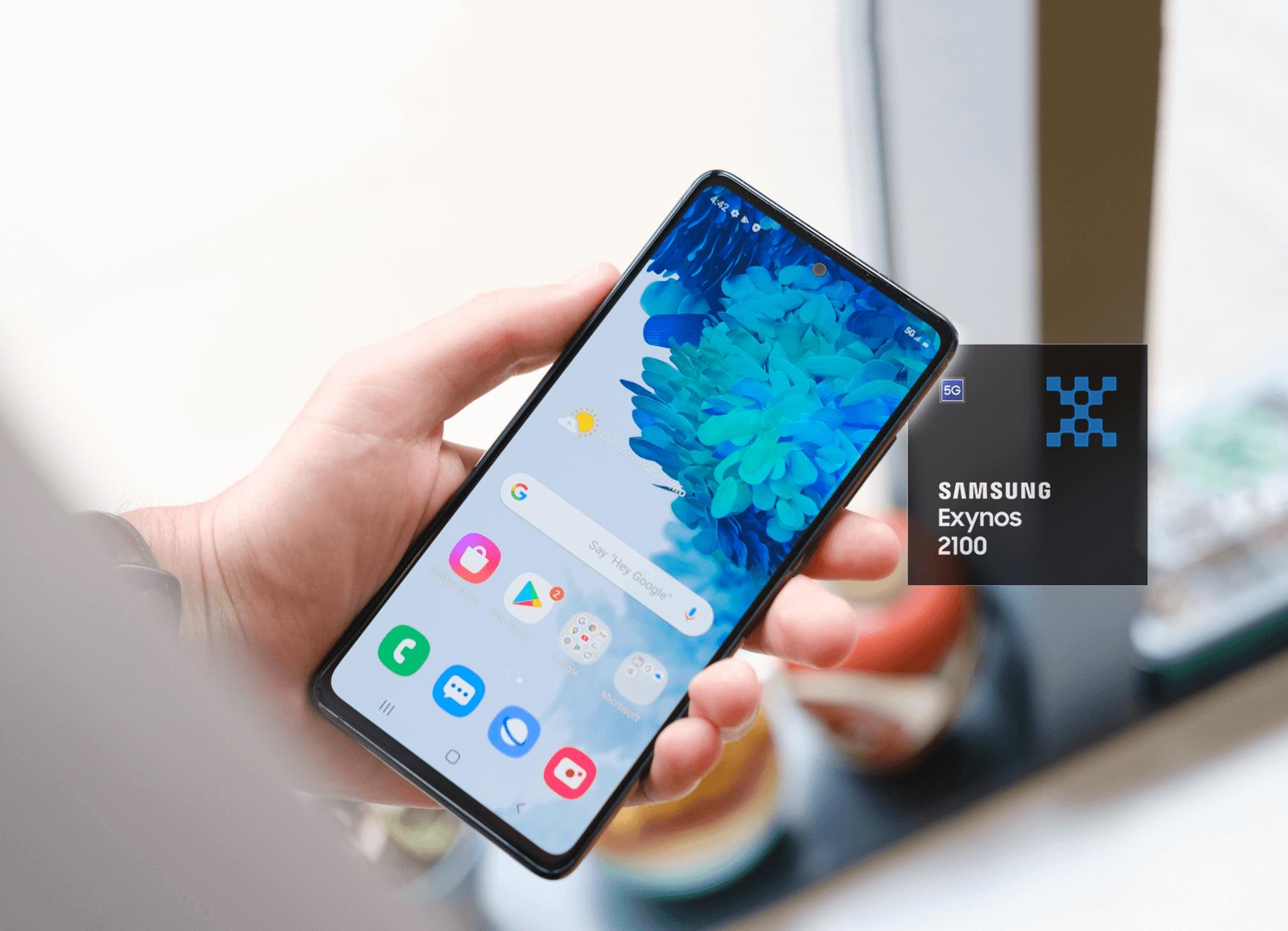 Samsung recula con el Samsung Galaxy S21 FE: vuelve el procesador Exynos