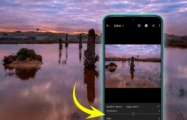 Edita fotos en el móvil como un profesional en solo 15 segundos