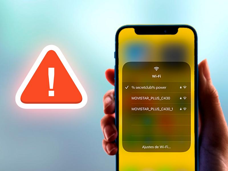 El ridículo problema que bloquea el WiFi de los iPhone sin poder evitarlo