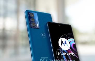 Primer vistazo a los próximos Motorola Edge 20 Pro, Edge 20 y Edge 20 Lite