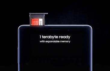 ¿Cuánto almacenamiento necesitas en tu móvil? Llegan las memorias de 1 TB