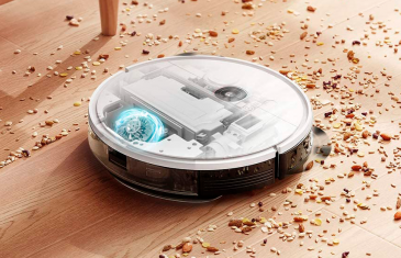 Los Robots Aspiradores mejor valorados en Amazon con descuento récord