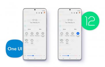 Android 12 para los móviles Samsung está a la vuelta de la esquina