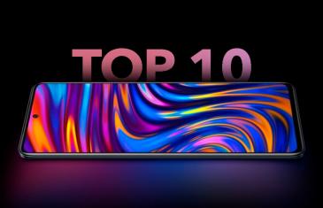Los 10 mejores móviles de gama media que puedes comprar según AnTuTu