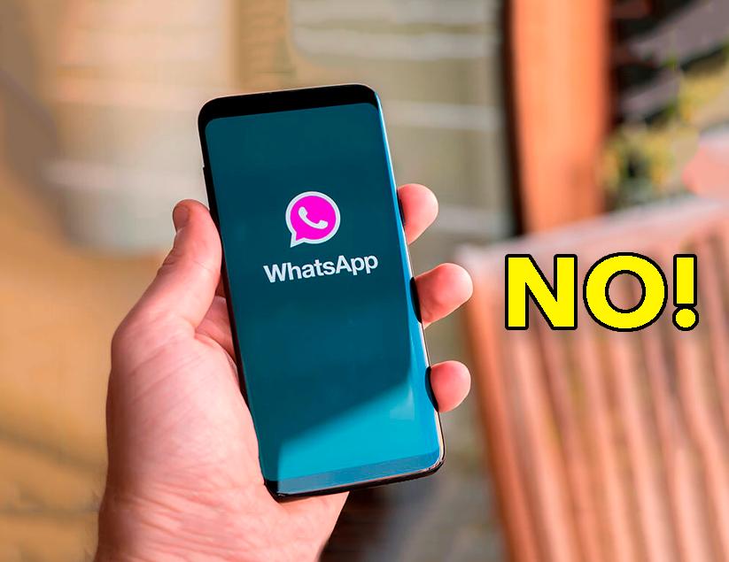 WhatsApp rosa, el virus que infecta tu móvil y el de tus amigos