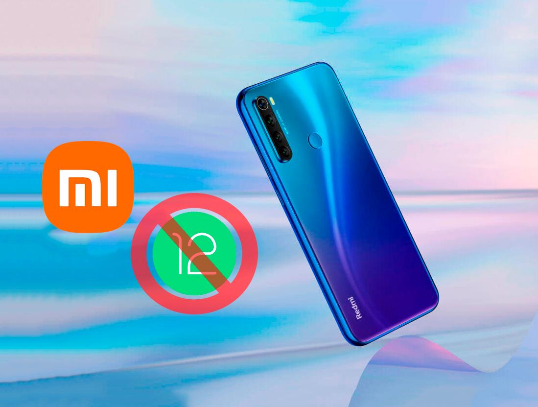 Estos 21 móviles Xiaomi se quedan sin Android 12: Redmi Note 8, Mi 9T…