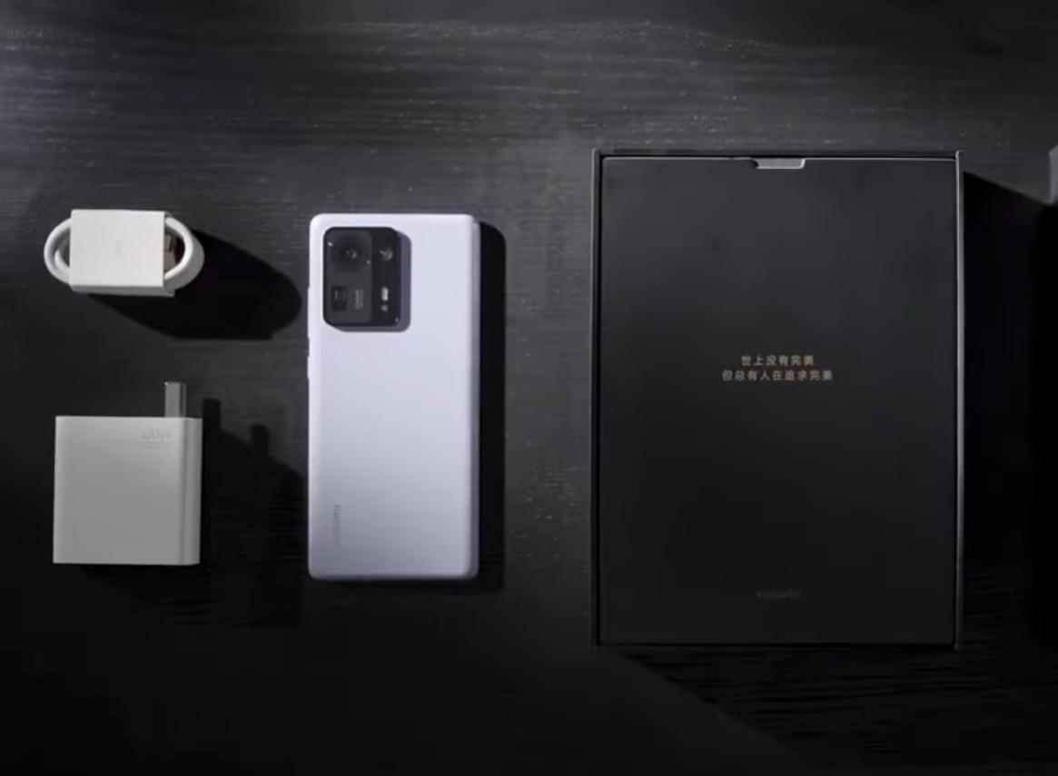Así es el Unboxing del Xiaomi más bonito y espectacular de 2021