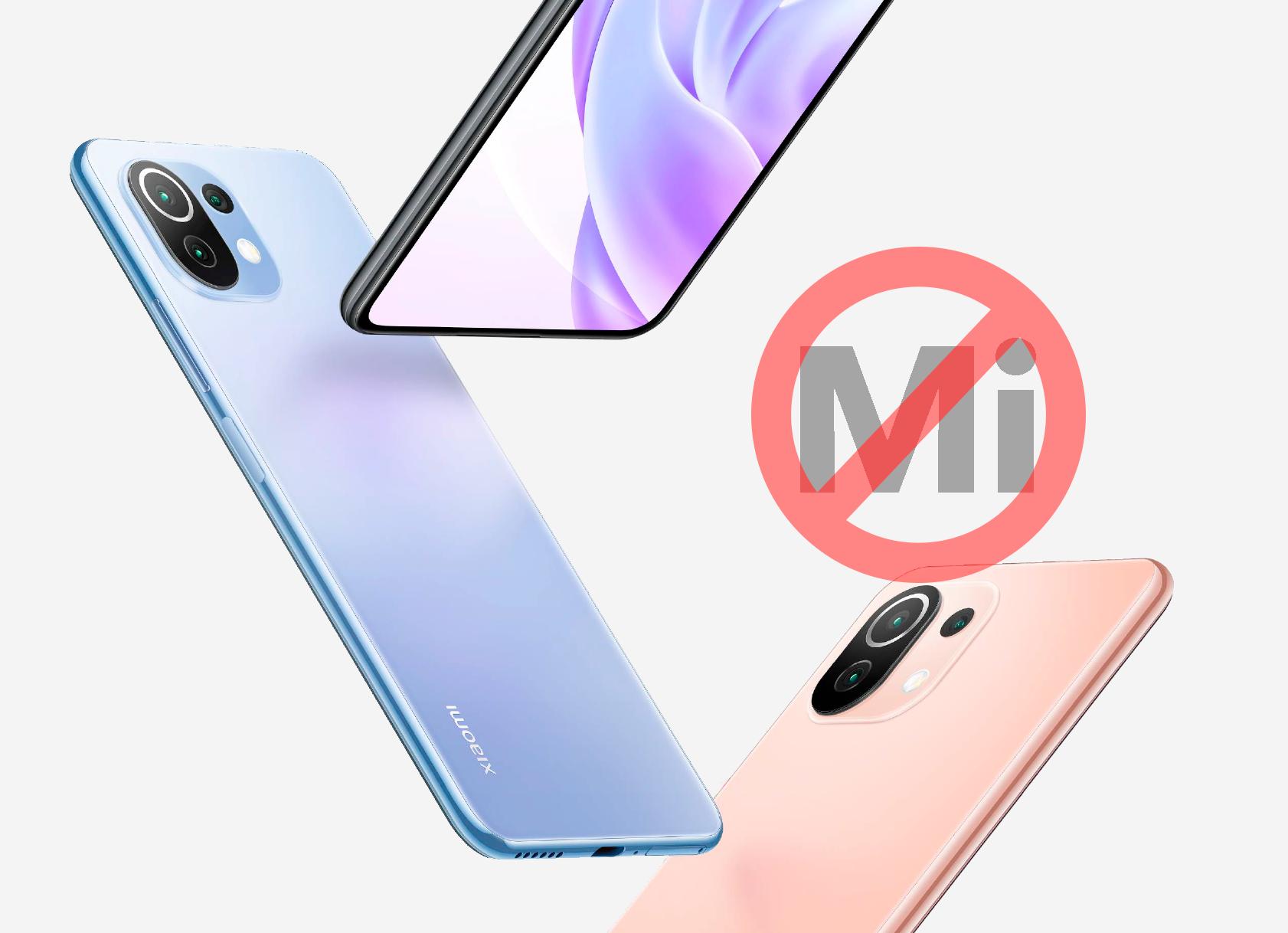 Adiós a los móviles Xiaomi Mi, así se llamarán los próximos Xiaomi
