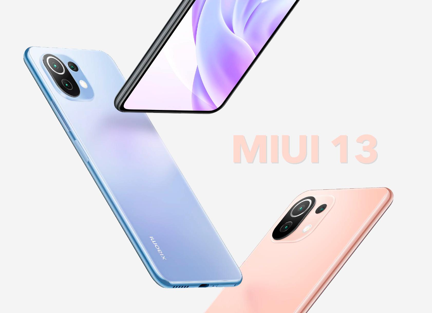 Estos son los móviles Xiaomi que van a recibir MIUI 13, ¿está el tuyo?