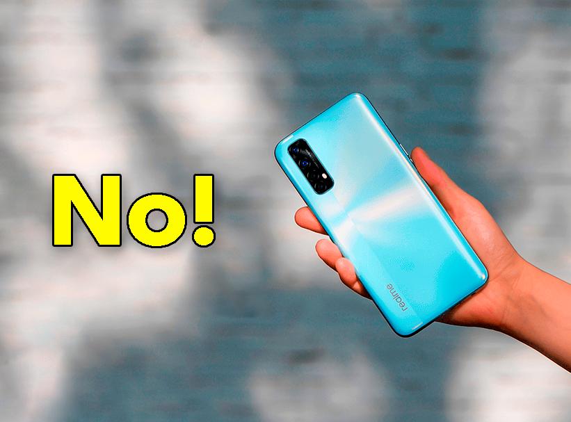 Nunca compres estos smartphones Android o te vas a arrepentir