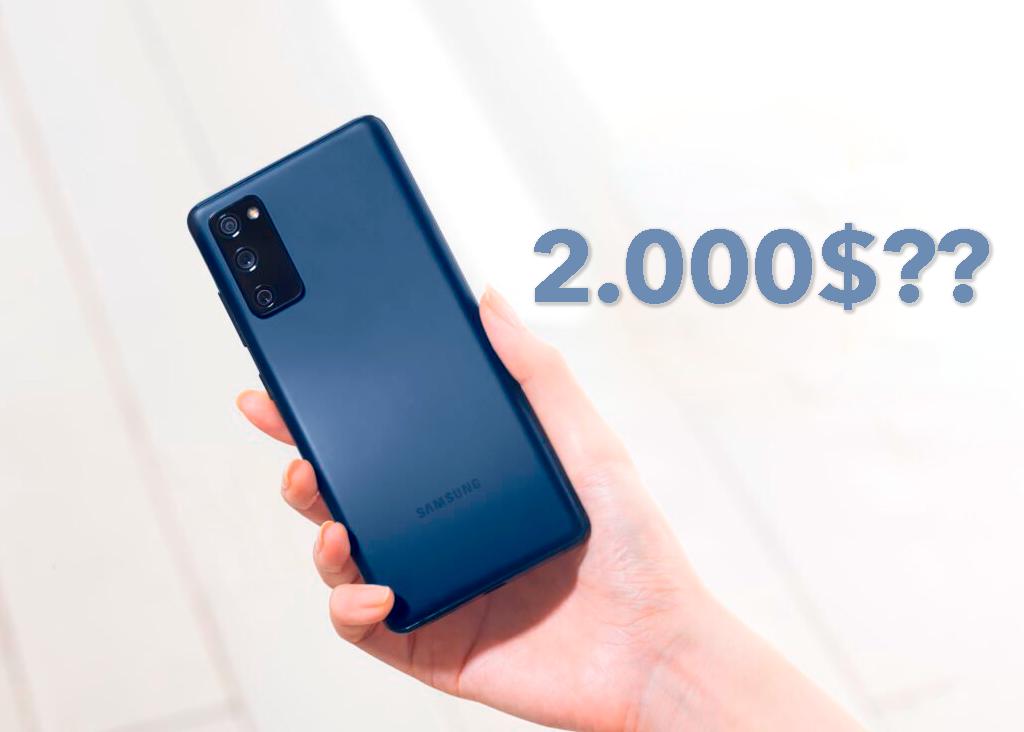 Esto es lo que costarán los próximos móviles Samsung de gama alta, ¿más que los iPhone?
