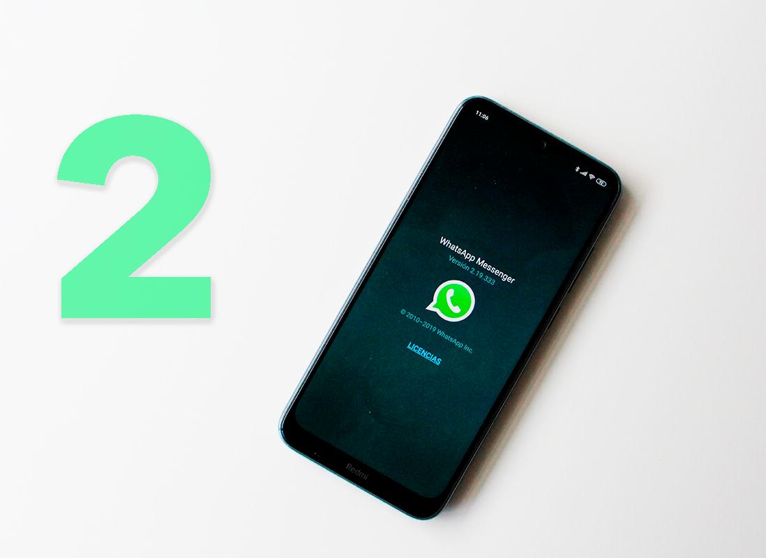 2 cosas que no sabes hacer en WhatsApp, y que son muy interesantes