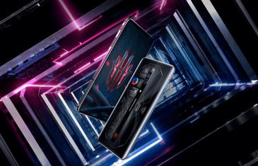 ¿El mejor móvil Android? Red Magic 6S Pro con Snapdragon 888+, 18 GB de RAM y pantalla 720 Hz