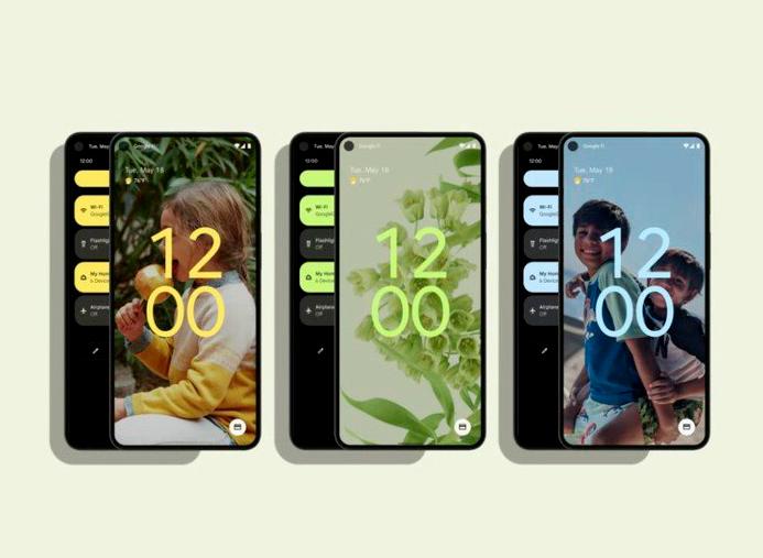 Así son los espectaculares Temas Monet de Android 12 que podrían llegar tu móvil