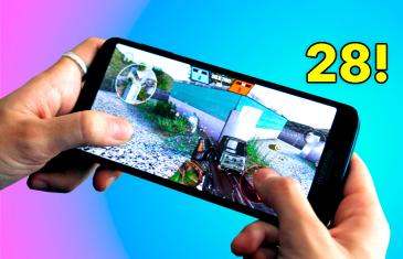 28 Juegos para móvil recién presentados muy recomendables