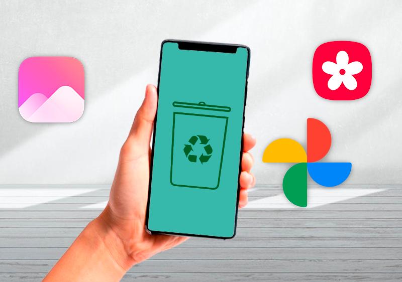 Recuperar fotos borradas en el móvil, ¿es posible? ¿cómo se hace?