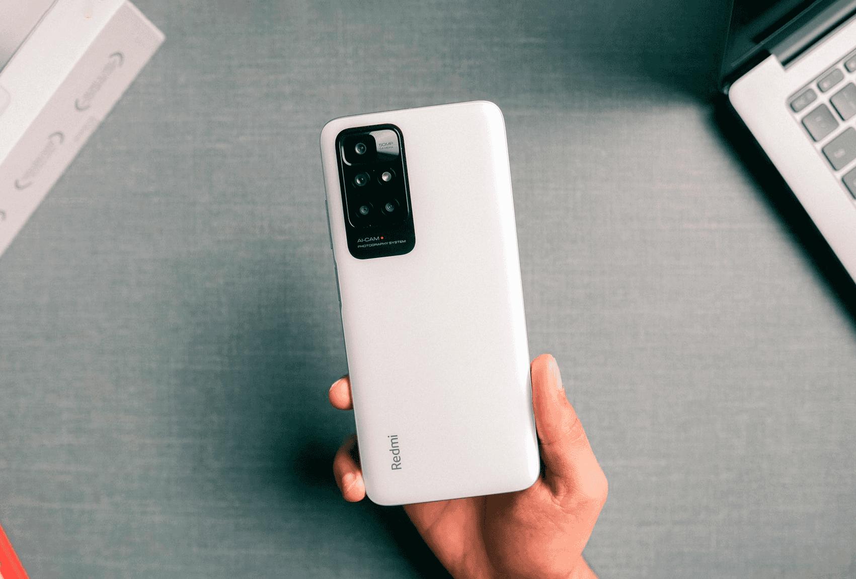 El nuevo Xiaomi barato llega con 6.000 mAh y pantalla 90 Hz: Redmi 10 Prime