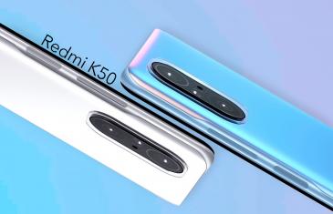 Xiaomi Redmi K50, el próximo smartphone estrella de Xiaomi con 108 MP