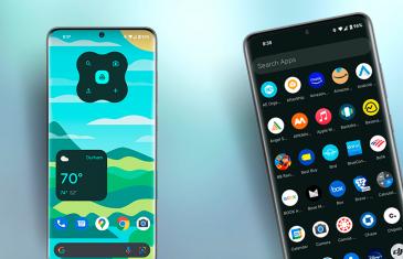 Ya puedes tener Android 12 en cualquier smartphone con este Launcher
