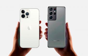 iPhone 13 Pro Max vs Samsung Galaxy S21 Ultra, ¿cuál es más rápido?