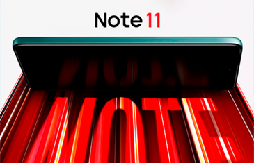 El nuevo Xiaomi Redmi Note 11 tendrá bordes planos al estilo iPhone 13