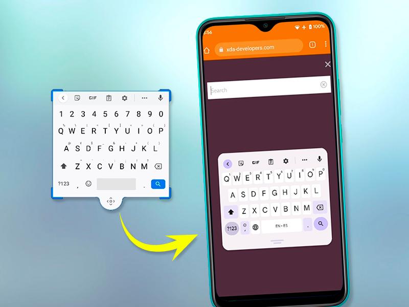 El Teclado de Google se actualiza para llevar Android 12 a tu móvil