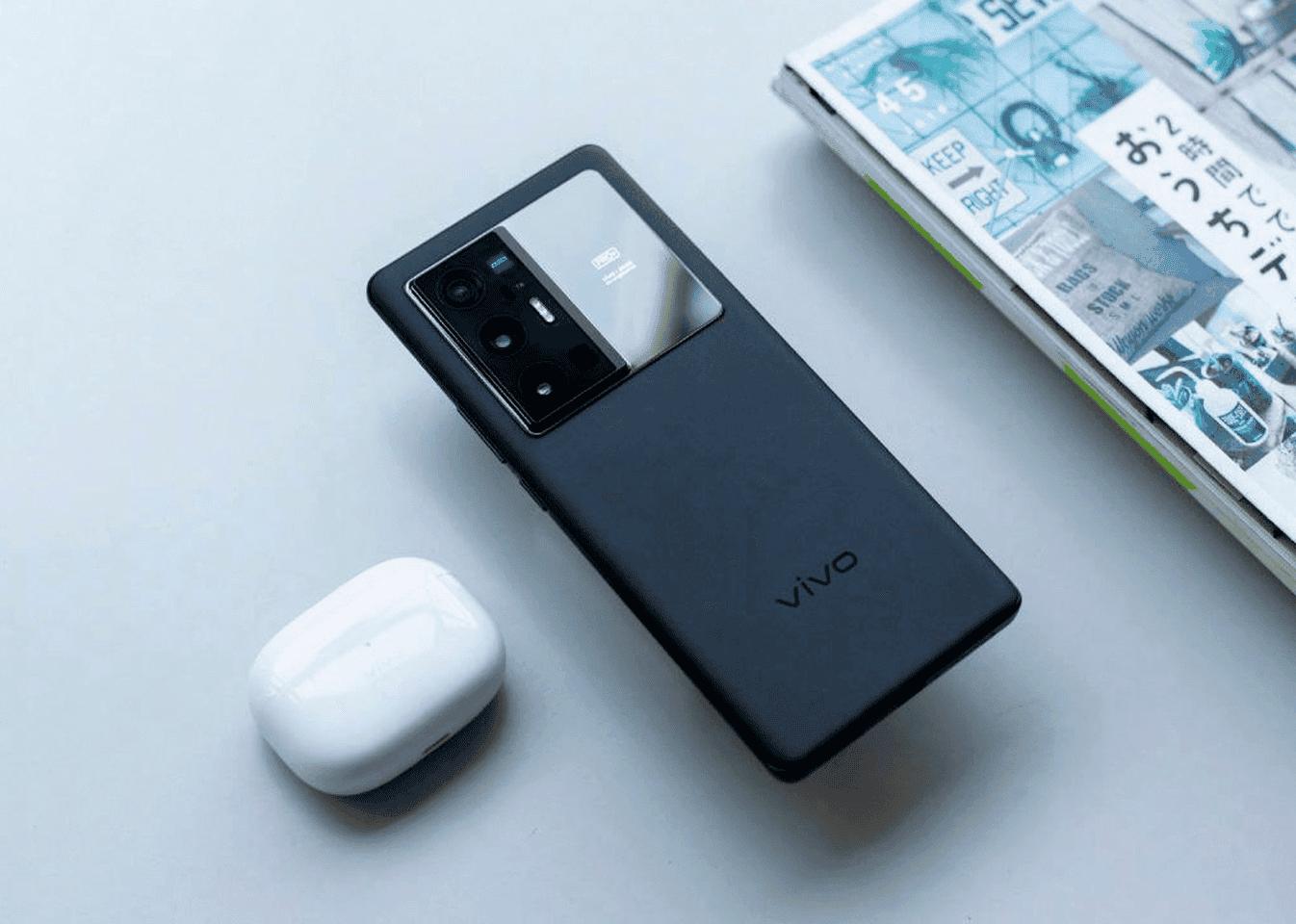 El Vivo X80 quiere destrozar la gama alta con la mejor cámara y la mayor potencia