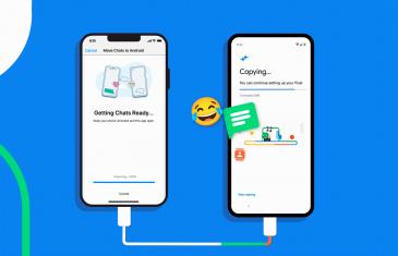 Cambiar WhatsApp de iPhone a Android ya es posible de forma sencilla